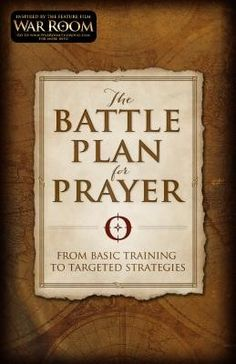 Inspired by the Kendrick Brothers' new movie, War Room, this exciting new resource is designed to help anyone learn how to become a powerful person of prayer. Readers will be guided by Scripture through the fundamentals of how effective prayer works, inspired towards a closer, more intimate relationship with God, and shown how to develop specific prayer strategies for each area of life.