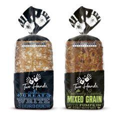 New toast ideas for bread packaging - Food ~ Vegan Breads & Crackers - . Bakery Branding, Bakery Packaging, Food Packaging Design, Packaging Design Inspiration, Packaging Ideas, Pain Artisanal, Bread Packaging, Keto Cinnamon Rolls, Bread Bags