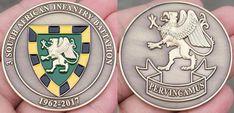 Commemorative Challenge Coin - 3 SA Infantry Battalion
