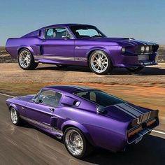 Purple...... hummmm.......