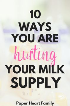 Wondering about low milk supply causes? Find out what might be causing your low milk production and what you can do to change it. This is your complete guide to breastfeeding with low supply, and how to cause a milk supply increase.