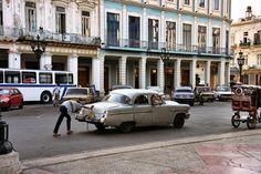 Cuba, Havanna 2004