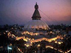Boudhanat, Kathmandu