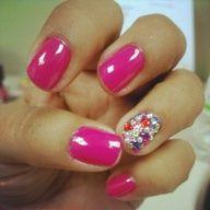 :)  #Nails #Nailart www.finditforweddings.com