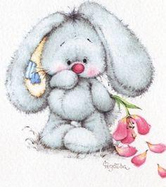 De un conejo perdido y confundido
