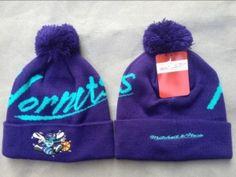 Orleans Hornets Bonnet Mitchell And Ness Marine Pas Cher : Casquette Pas Cher