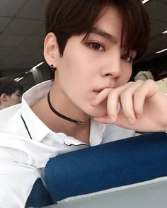 I can't get over this photo of Suwoong.