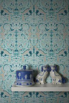 Timorous Beasties Wallcoverings  - Dam Classic wallpaper