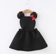 Black dress kid vacations