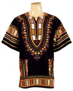 Dashiki Shirts