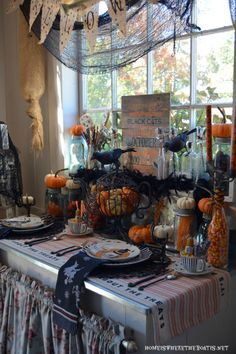Witches Tea Party: It's All About the Treats! | homeiswheretheboatis.net…