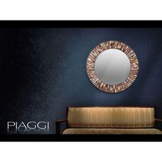 Contemporary Mirrors: Roulette Beige ♥♥♥ http://piaggi.co.uk/store  #Mirrors #Design