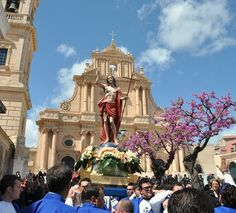 The Holy Week traditions in Sicily are an incredible combination of religious festivals with archaic celebrations of the rebirth of nature, of spring over winter, of life over death.  - See more at: http://www.italymagazine.com/featured-story/holy-week-sicily#sthash.BS7fCZQc.dpuf