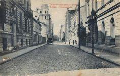 Nikolaistrasse.Libau 1900-1910