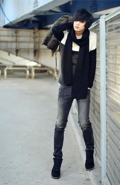 Japanese Fashion # Boy
