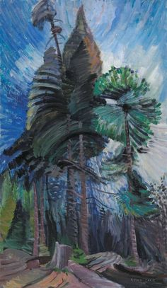 View Wind in the tree tops by Emily Carr on artnet. Browse upcoming and past auction lots by Emily Carr. Tom Thomson, Canadian Painters, Canadian Artists, Emily Carr Paintings, Group Of Seven Artists, Impressionist Paintings, Oil Paintings, Tree Tops, Art Moderne