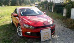 Golf GT #VW #volkswagen #golf #red #sportcar #reezocar