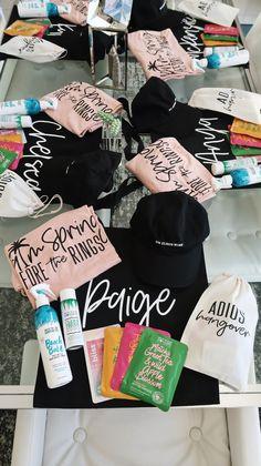 American Girl Place Deluxe Goody Bag Wristlet Tshirt Headband Spring NEW