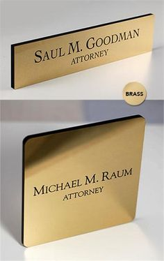 brass name plates office door signsoffice