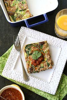 ... southwestern breakfast quesadilla recipe with eggs black beans salsa