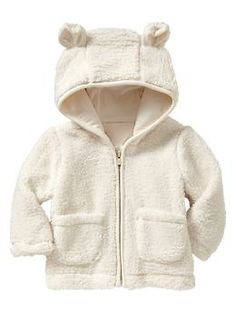 Sherpa bear jacket | Gap | 0-3 Months Size for Baby Grice
