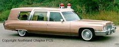 1973 Cadillac / Superior_Crown_Sovereign_Limousine_Combination_