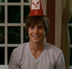 Zac Efron.... High School Musical 3
