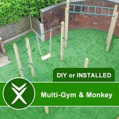 outdoor gym and monkey bar . outdoor gym and monkey bar