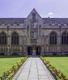 University College Oxford. Best study abroad ever!