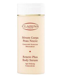 Renew plus body serum helps maintain skin's youthful look! #lordandtaylor #renewyear