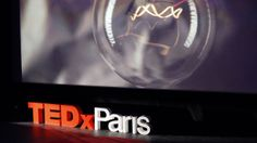Le Souffle et la Vie. Design, animation & films for TEDx Paris