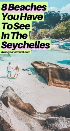 8 Incredible Beaches in the Seychelles You Have To See! One of the best things to do in the Seychelles islands is to explore the beaches. Seychelles Beach, Seychelles Islands, Fiji Islands, Cook Islands, Seychelles Vacation, Destin Beach, Beach Trip, Beach Travel, Beautiful Places In The World