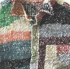 森 節子(1955年生) 工房しょうぶ 『縫 - nui project 2 -』 社会福祉法人太陽会、2007年