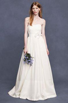 J. Crew Corliss Wedding Gown