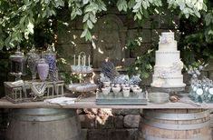 Lavender Wedding Inspiration | Green Wedding Shoes Wedding Blog | Wedding Trends for Stylish + Creative Brides
