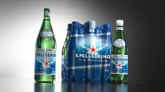 Packaging of the World: Creative Package Design Archive and Gallery: S. Pellegrino Star of the Cannes Film Festival