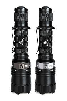 Revolutionary LED Tactical Flashlight Newly Released by XTAR - ★XTAR TZ60★