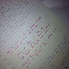 As cartas de amor nunca tem fim ;) só se vc quiser! melhor presente de aniversario! Somewhere between 2000-2001 ..  #loveletters