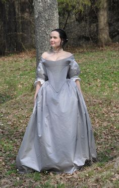 Before the Automobile: 1660's dress