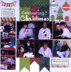 Celebrating Christmas - Scrapbook.com