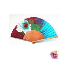 Abanico seda natural pintado a mano. Una joya textil Natural silk fan hand painted a textil jewel Textiles, Hand Fan, Fashion Accessories, Fall, Women, Aesthetic Art, Textile Jewelry, Hand Fans, Food Items