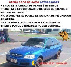 CURIOSIDADES MUNDIAIS.PT: CARRO TOPO DE GAMA ASTROESCORT!