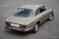 Deze Alfa Romeo 2000 GT Veloce wordt in Denemarken te koop aangeboden door Automobili Stelvio. De GT is nieuw geleverd in 1974 en heeft twee jaar geleden...