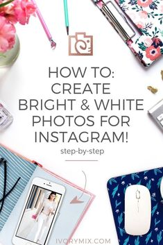 How to get very bright white photos without photoshop - Photography, Landscape photography, Photography tips Social Media Trends, Social Media Plattformen, Instagram Feed, Instagram Tips, Instagram Layouts, Instagram Posts, E-mail Marketing, Content Marketing, Business Marketing