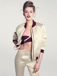 H&M summer 2012 collection ... need that sports jacket