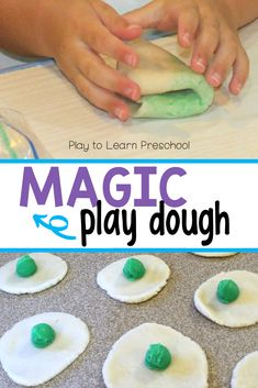 This is a great first-day of preschool activity! Children may feel nervous about their first day and could be missing their families. This activity will keep their hands and brains busy. Follow this play dough recipe for our favorite play dough, then let your preschoolers enjoy! #prechoolactivity #firstdayofschool #playdoughrecipe Sensory Activities For Preschoolers, Bee Activities, Childcare Activities, First Day Activities, Early Childhood Activities, Infant Activities, Lesson Plans For Toddlers, Preschool Lesson Plans, Senses Preschool
