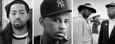 Roc Marciano, Fabolous, Mike Classic, Odd Future | DJ Premier x Bumpy Knuckles, DJ Khaled x Rick Ross, NORE x Raekwon