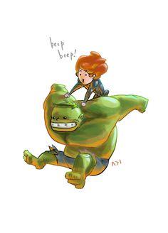 #brutasha #hulkwidow #brucenat