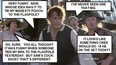 Outlander Funny, Outlander Series, Sam And Cait, Sam Heughan, When Someone, Tartan, Things To Think About, Fan, Actors