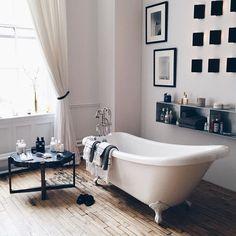 bañera - el apartamento